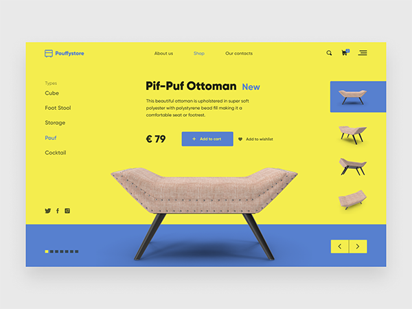 50 Modern Landing Page Design Concepts - 5