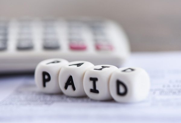 Don't pay attention to paid media