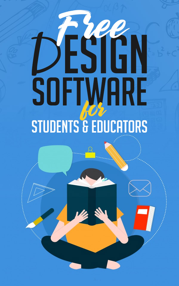 Free Design Software for Students & Educators