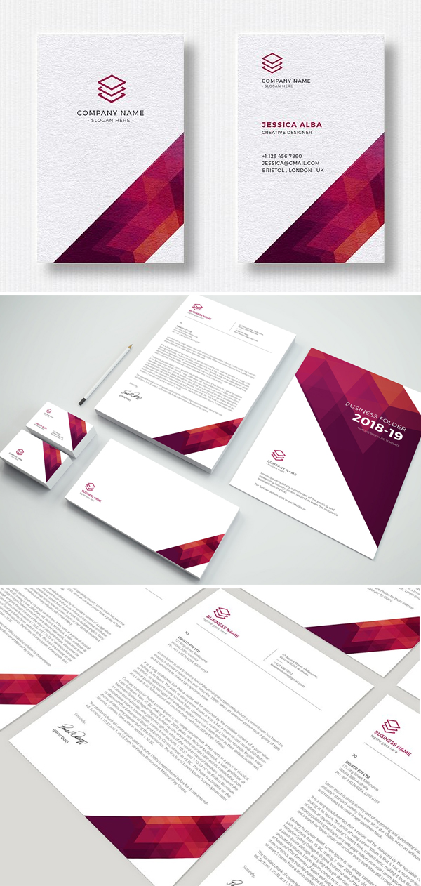 Attractive Stationery Pack