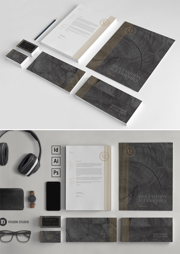 Stationery Corporate Identity