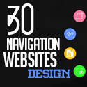 Post Thumbnail of Unusual Navigation Websites Design – 30 Stylish Web Examples