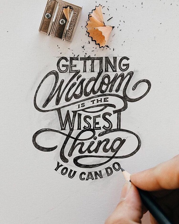 Remarkable Lettering and Typography Designs for Inspiration - 11