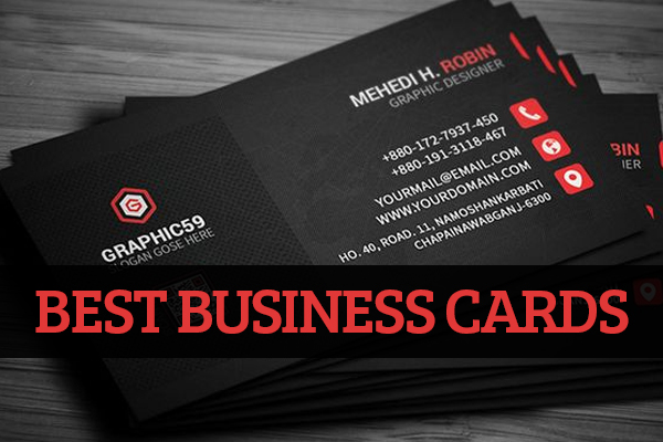 25 Best Corporate Business Cards Design
