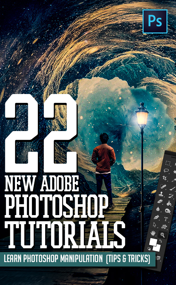 Photoshop Tutorials: Learn Photo Manipulation [Tips, Tricks]