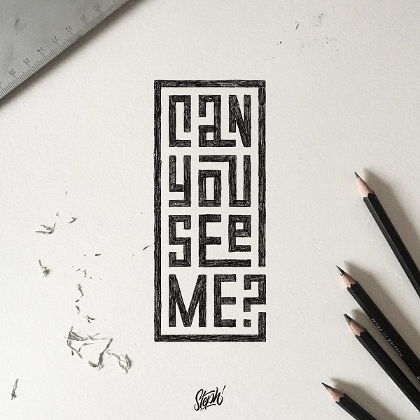 Remarkable Lettering and Typography Designs - 17