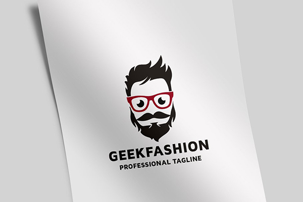 Geek Fashion Logo