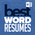 Post Thumbnail of 50 Best Word Resume Templates Of 2020