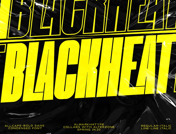 Blackheat Condensed
