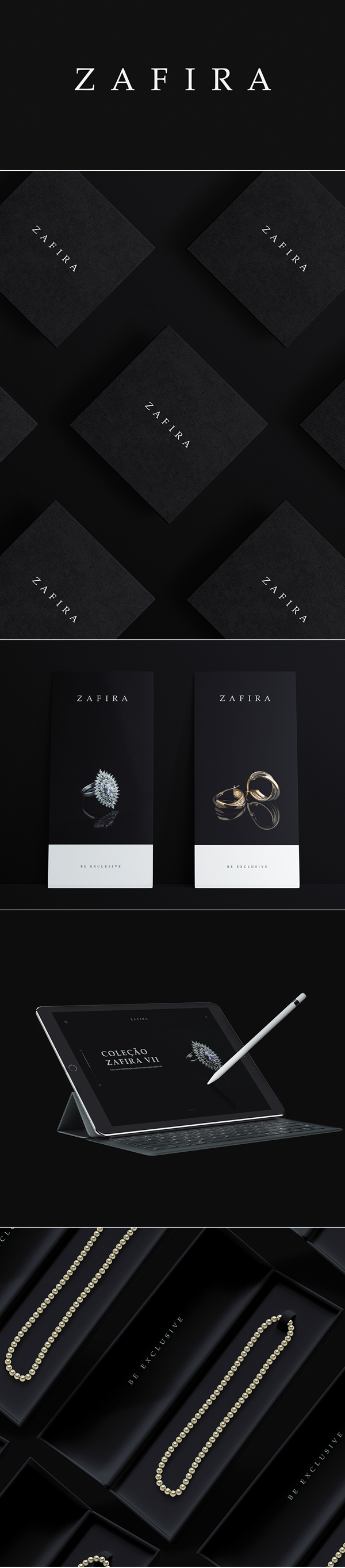 Zafira - Identidade Visual by check dsgn