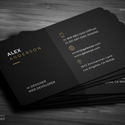 Post thumbnail of Business Cards Design – Modern Print Ready