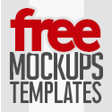 Post thumbnail of Free Mockups: 30 Fresh PSD MockUp Templates