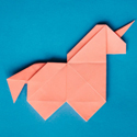 Post Thumbnail of 26 Amazing Geometric and Origami Logo Designs