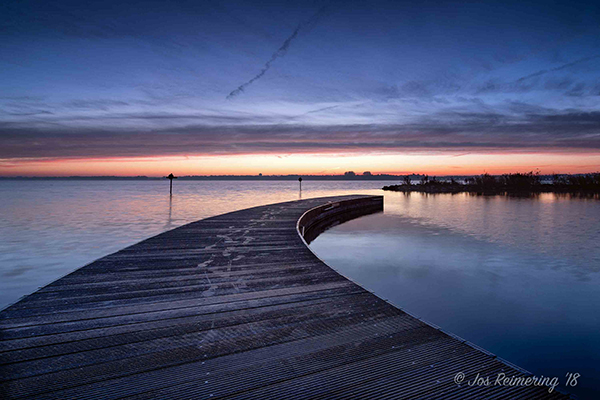 Sunrise Photography by Jos Reimering