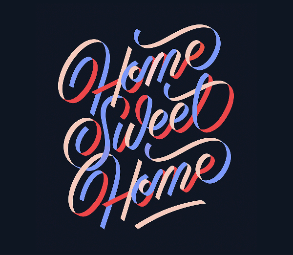 Best Typography and Hand Lettering Designs for Inspiration - 25