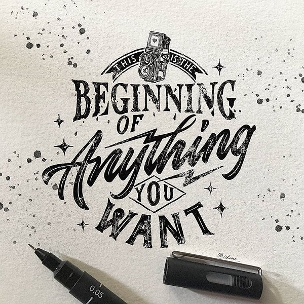 Best Typography and Hand Lettering Designs for Inspiration - 3