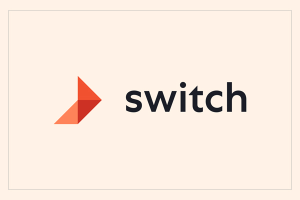 Switch logo explorations by Zlatko Najdenovski