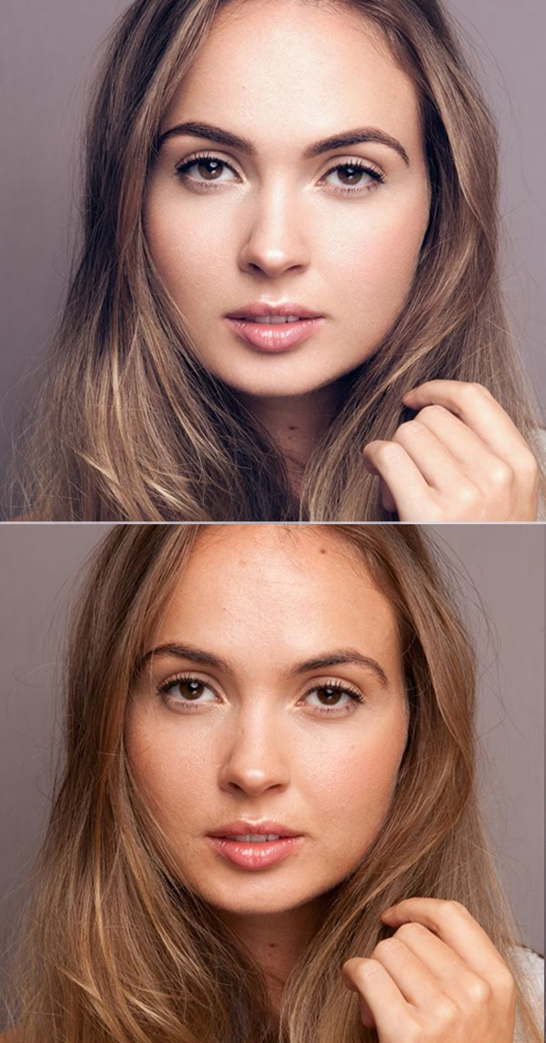 The Art of Dodging and Burning - Skin Retouching Photoshop Tutorial