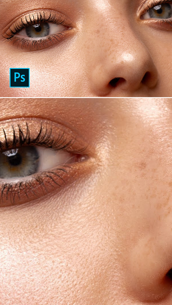 How to Dodge and Burn - Skin Retouching Tutorial for Beauty Photography