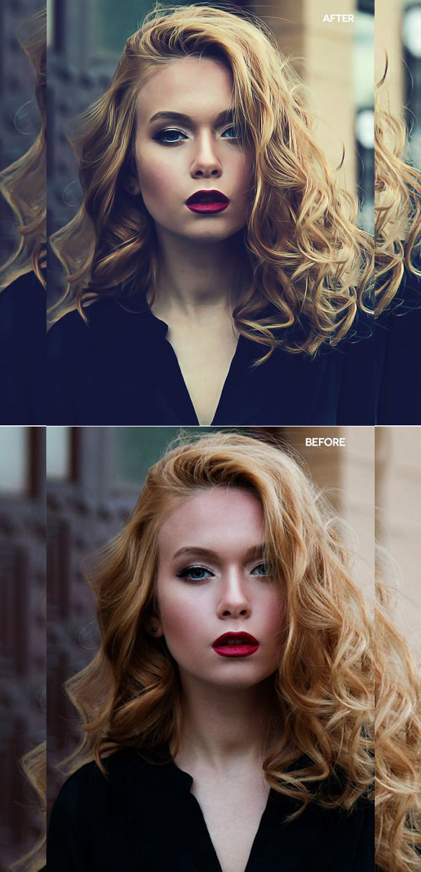 Professional Retouch Photoshop Actions