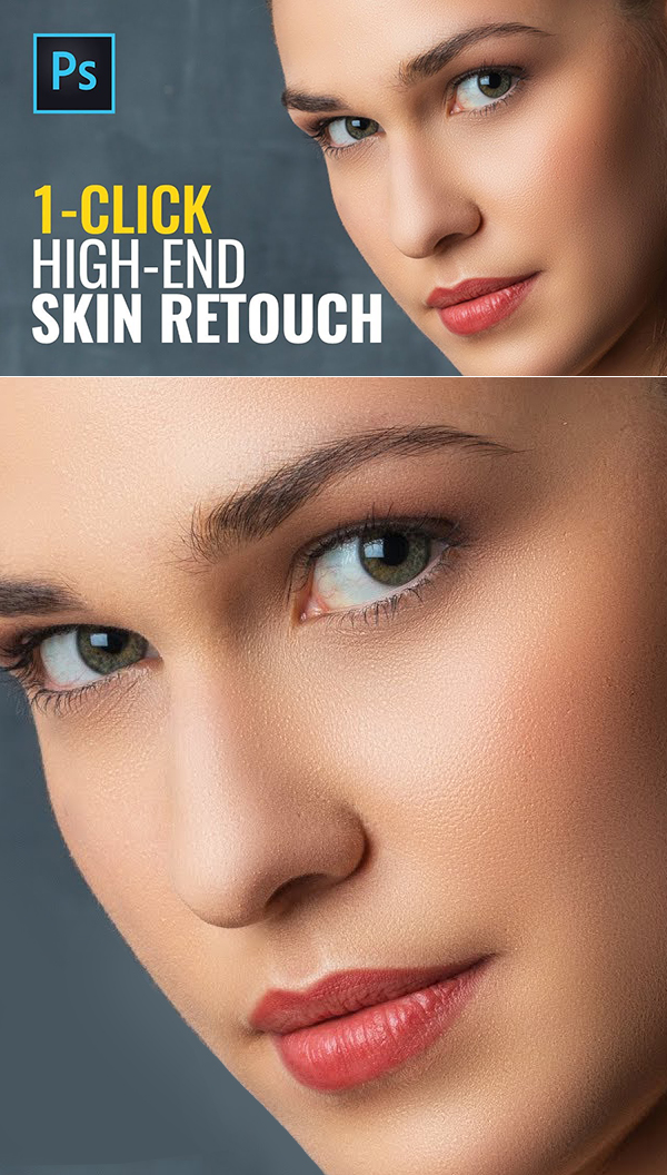 How Skin Softening in Photoshop and Remove Blemishes, Wrinkles, Acne Scars and Dark Spots in PS Tuts