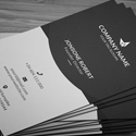 Post thumbnail of Business Cards Design – Stylish Print Ready