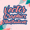 Post Thumbnail of 15+ High Quality Vector Graphics and Illustration Sets