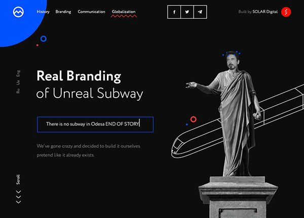 Web Design: 37 Creative UI/UX Websites for Inspiration - 15