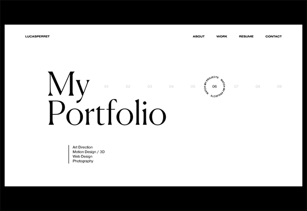 Web Design: 37 Creative UI/UX Websites for Inspiration - 20