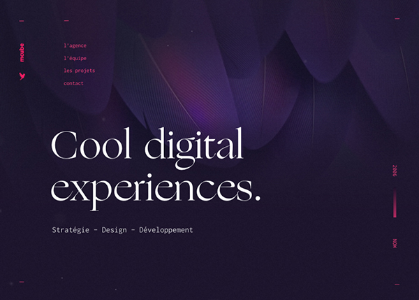 Web Design: 37 Creative UI/UX Websites for Inspiration - 21