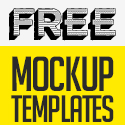 Post Thumbnail of Free PSD Mockups: Fresh MockUp Templates