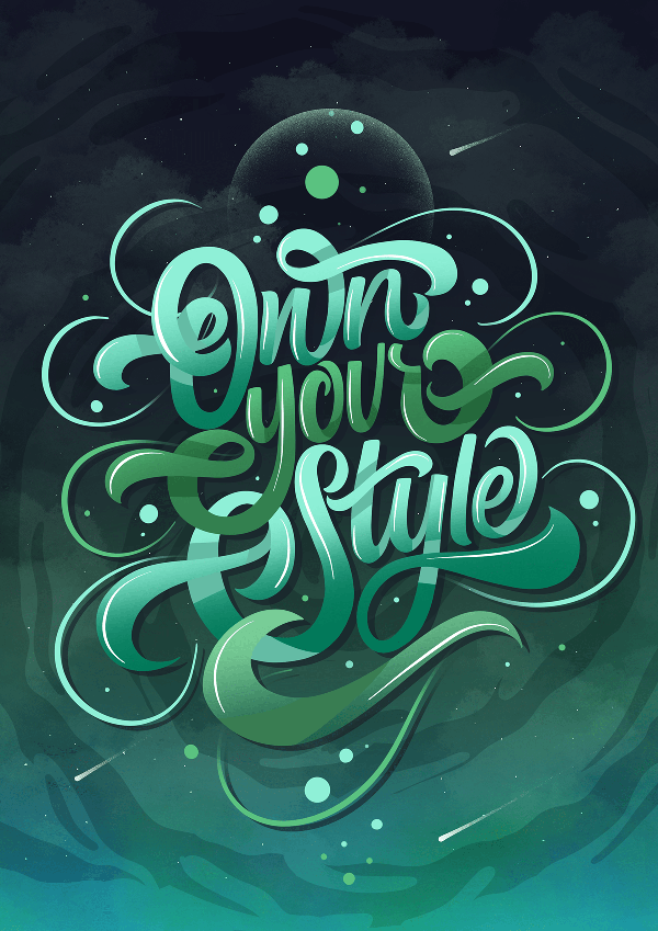 Best Typography and Hand Lettering Designs for Inspiration - 29