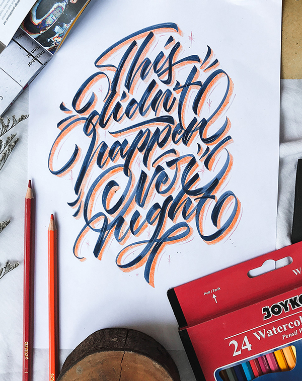Best Typography and Hand Lettering Designs for Inspiration - 35