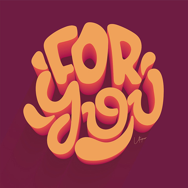 Best Typography and Hand Lettering Designs for Inspiration - 37