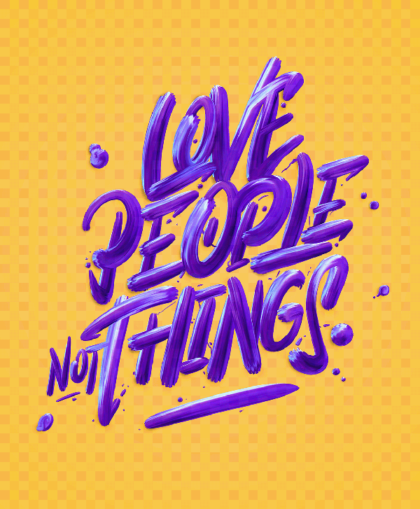 Best Typography and Hand Lettering Designs for Inspiration - 40