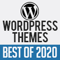 Post Thumbnail of Creative WordPress Themes - Best Of 2020