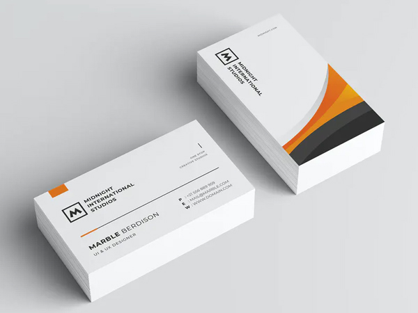 Simple Best Business Card Design