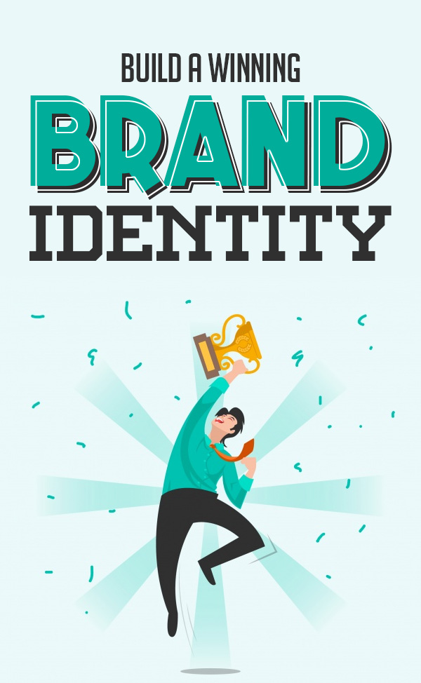 11 Actionable Tips to Build a Winning Brand Identity
