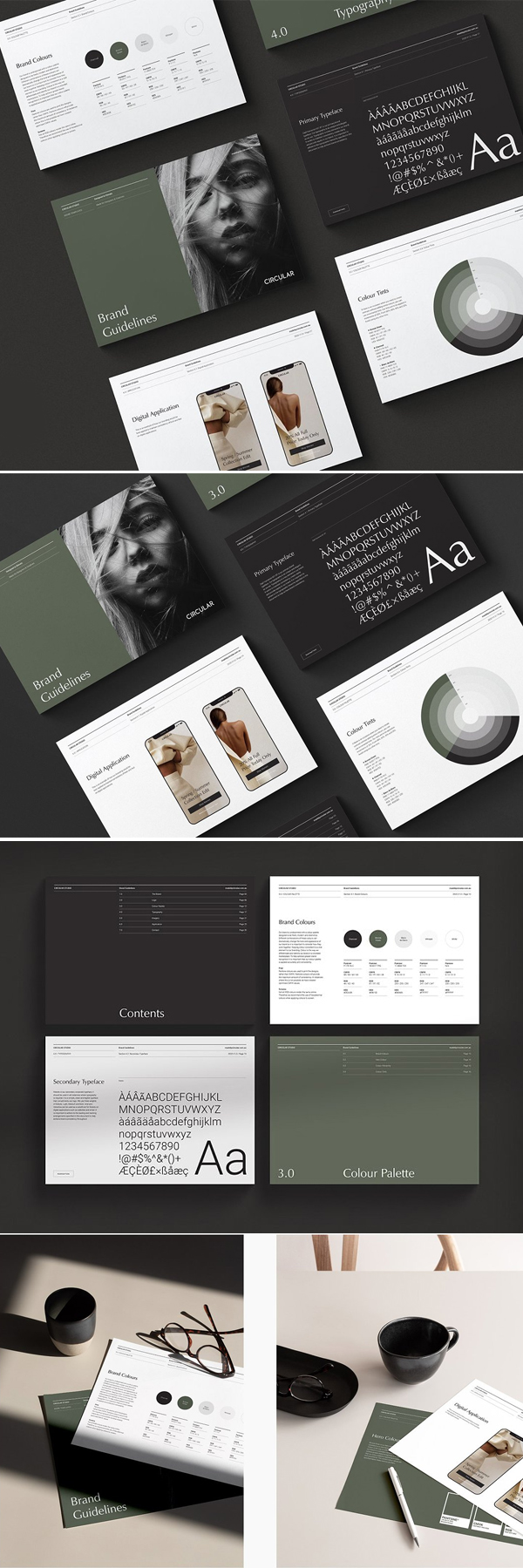 ODESSA / Brand Guidelines