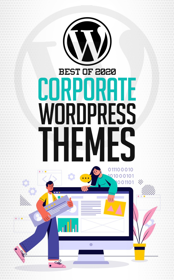 25 Best Corporate WordPress Themes Of 2020