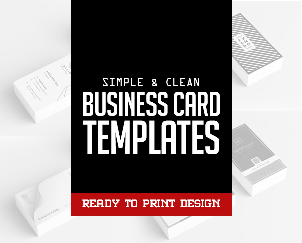 Business Cards Design: 25 Best Print Templates