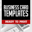 Post Thumbnail of Business Cards Design: 25 Best Print Templates
