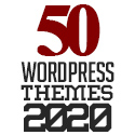 Post Thumbnail of 50 Top WordPress Themes Of 2020