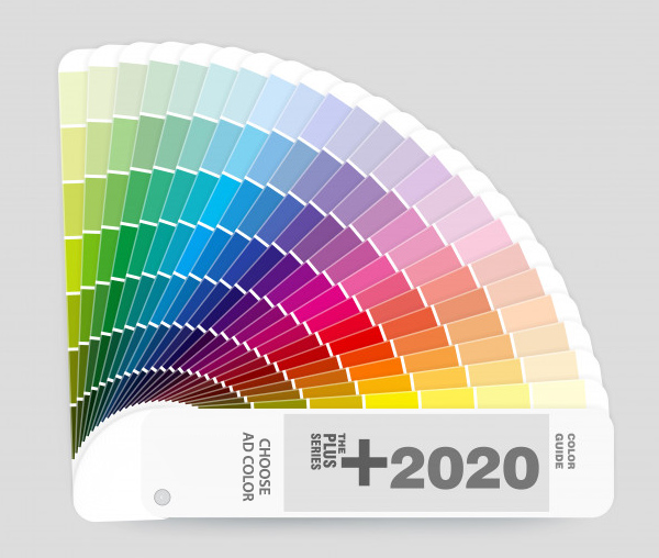 Color wheel 2021