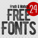 Post Thumbnail of 24 Fresh Free Fonts For Graphic Designers