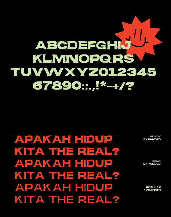 Jangkuy Font Letters