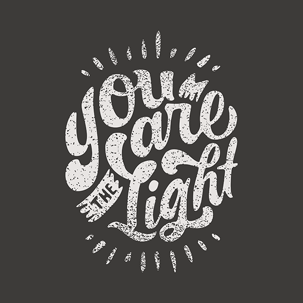 You care the light