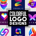 Post thumbnail of 36 Awe-Inspiring Colorful Logo Designs