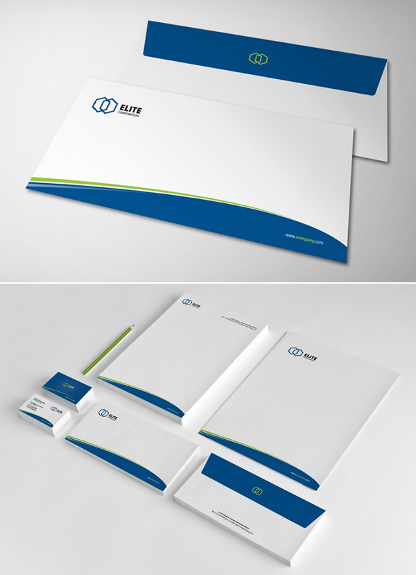 Simple Stationery Pack