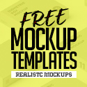 Post Thumbnail of Free PSD Mockups: 27 New MockUp Templates